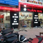 Doanh nghiệp đang lo lắng về Cấm quảng cáo ở mặt tiền cửa hiệu