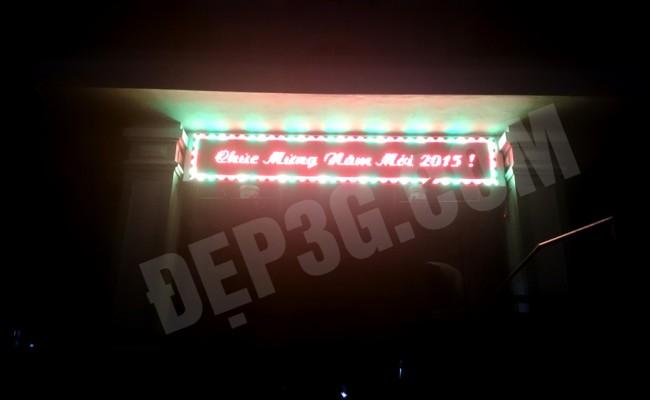 LED matrix huyện Hiệp Hòa