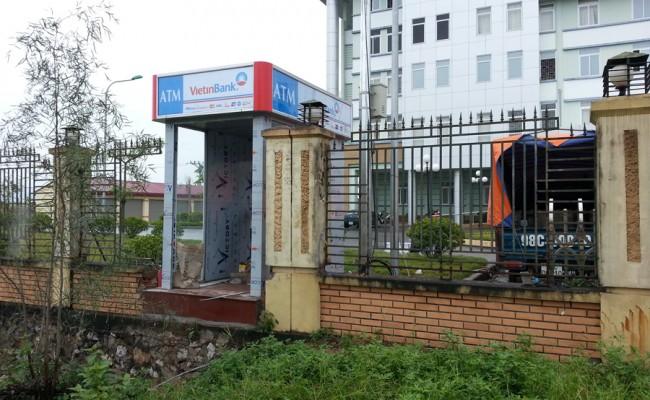Boot ATM vietinbank Bắc Giang