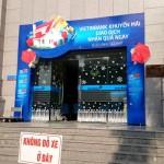 Cổng chào 3D Vietinbank