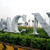 Dự án bộ chữ nổi 3D VSIP Bắc Giang
