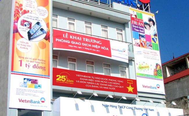 Làm biển quảng cáo tại Bắc Giang