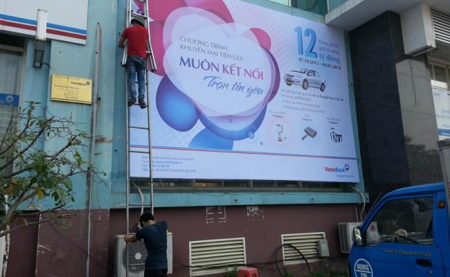 Làm biển quảng cáo tại Bắc Ninh
