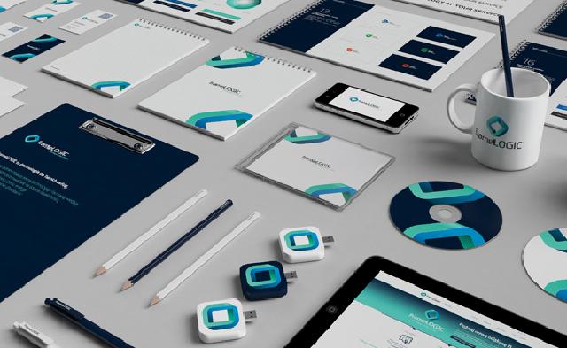 Thiết kế bộ CI nhận diện thương hiệu