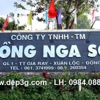 Gia công chữ inox tại Bắc Ninh